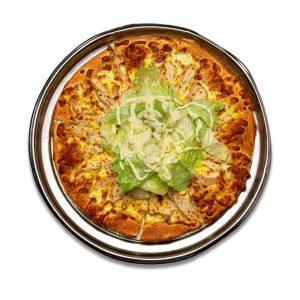 پیتزا سزار رستوران هشتگ کیش