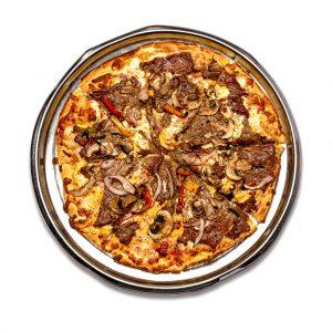 پیتزا فیلادلفیا رستوران هشتگ کیش