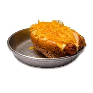 هات داگ چیپس و پنیر